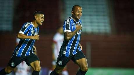 Após empatar com o São Luiz, o Imortal recebe o Inter pela rodada do Gauchão (FOTO: LUCAS UEBEL/GREMIO FBPA)