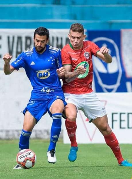 O Cruzeiro apresentou leve melhora e conseguiu vencer após duas rodadas-(Bruno Haddad/Cruzeiro)