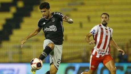 Tiago Reis destacou que é uma pessoa muito confiante (MAURO PIMENTEL / AFP)
