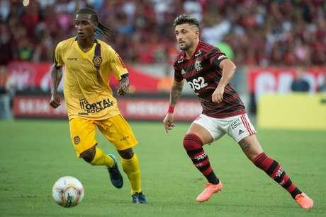 Flamengo venceu o Madureira por 2 a 0 em 2020 (Foto: Alexandre Vidal/Flamengo)