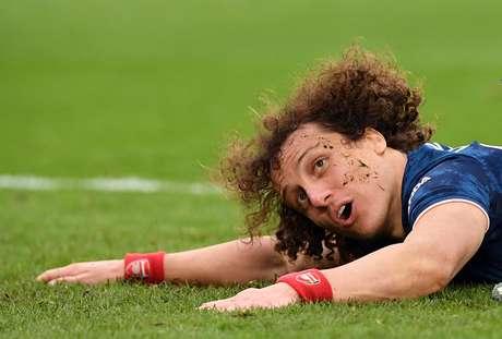 David Luiz pode perder o resto da temporada do Arsenal