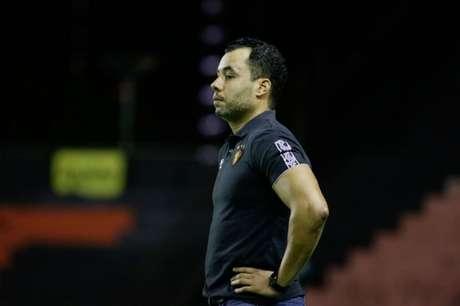 Jair Ventura deixou o comando do Sport (Divulgação/Sport)