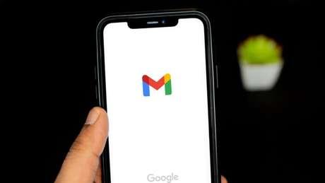 Aplicativo do Gmail