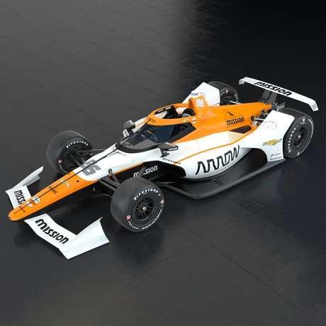 Juan Pablo Montoya já tem carro para a Indy 500 2021