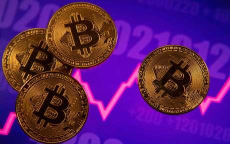 Representação da moeda virtual. 15/3/2021. REUTERS/Dado Ruvic
