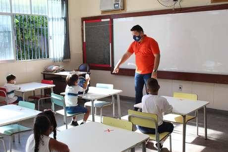 Escolas do Rio de Janeiro não poderão retornar as aulas presenciais nesta segunda-feira