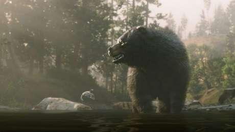 Existem vários animais lendários em Red Dead Redempion 2