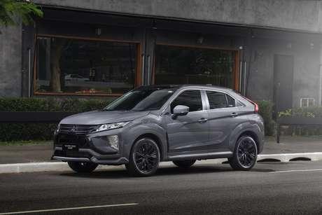 Mitsubishi Eclipse Cross Sport 2022: visual esportivo para o SUV.