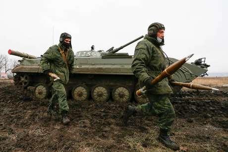 Situação na região do Donbass está crítica após meses de calma