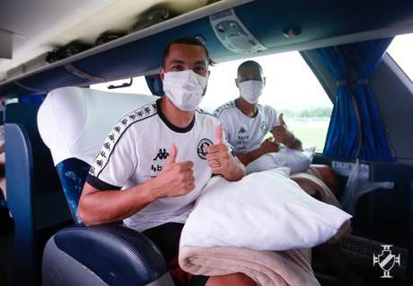 Morato poderá fazer a sua estreai com a camisa do Vasco diante da Tombense (Rafael Ribeiro/Vasco)