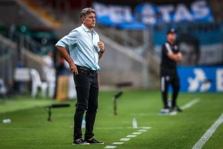 Renato Gaúcho não comandará a equipe (Lucas Uebel/Grêmio FBPA)