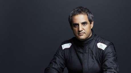 Juan Pablo Montoya reatou com a McLaren de olho na Indy 500