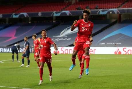 No último encontro, Bayern superou PSG e se sagrou campeão da Champions (Foto: MIGUEL A. LOPES / POOL / AFP)