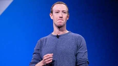 Mark Zuckerberg, CEO do Facebook