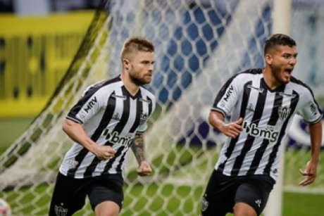 Sasha já começou a apimentar o clássico contra o Cruzeiro-(Bruno Cantini/Atlético-MG)