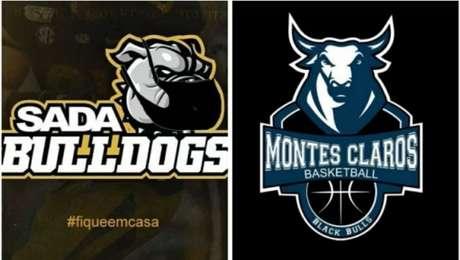 A Raposa volta a ter equipes fora do futebol . Sada Cruzeiro Bulldogs e Montes Claros Baskett Ball-(Reprodução/Cruzeiro)