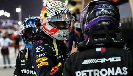 Max Verstappen e Lewis Hamilton: os grandes protagonistas da F1 na atualidade