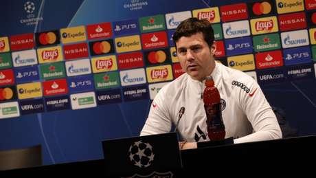 Pochettino foi vice-campeão da Champions como técnico comandando o Tottenham (Foto: Reprodução / Twitter PSG)