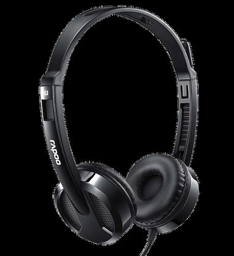 Headset Rapoo H100