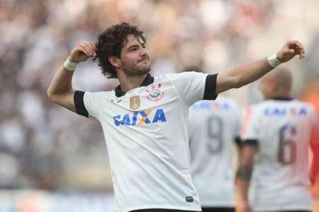 Alexandre Pato teve uma passagem frustrada pelo Corinthians (Foto: Eduardo Viana/Lancepress!)