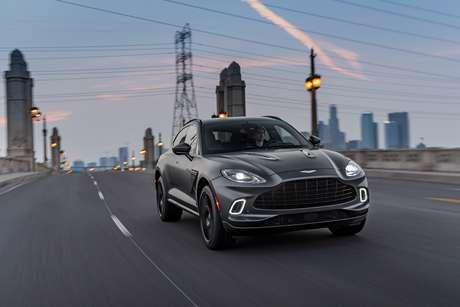 Primeiro SUV da marca, DBX deverá ser a principal aposta da Aston Martin em retorno ao Brasil.