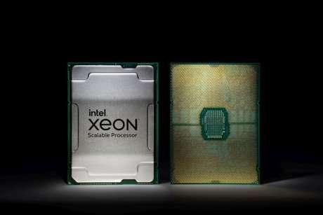 Chip Xeon Scalable de terceira geração