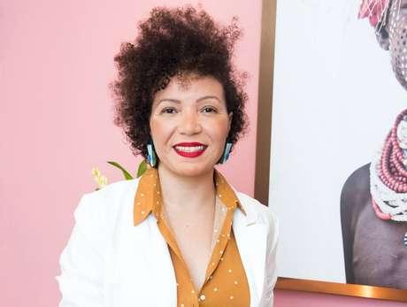 A consultora em diversidade e inclusão para empresas Ana Bavon.