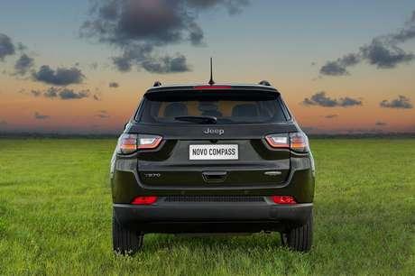 Jeep Compass T270 80 Anos: em pré-venda por R$ 162.990.