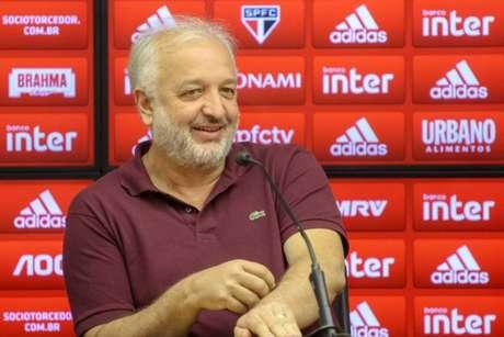 Belmonte já contratou seis reforços para o São Paulo de 2021 (Foto: Divulgação)
