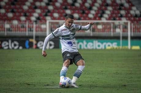 Jogador de 22 anos de idade chegou nessa temporada do Juventude (Divulgação/Coritiba)