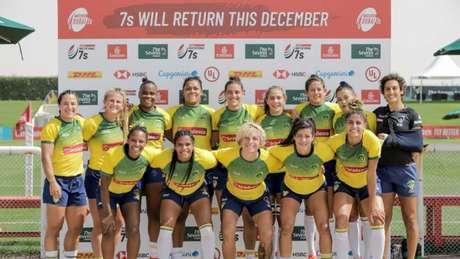 Seleção feminina de rúgbi terá desafio contra rivais olímpicas em Dubai (Foto: Emirates Invitational