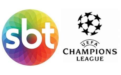 SBT oficializa acordo com Uefa para exibir Liga dos Campeões (Montagem LANCE!)