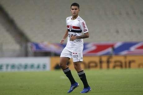 Rodrigo Nestor segue negociando sua renovação com o São Paulo (Miguel Schincariol/saopaulofc.net)