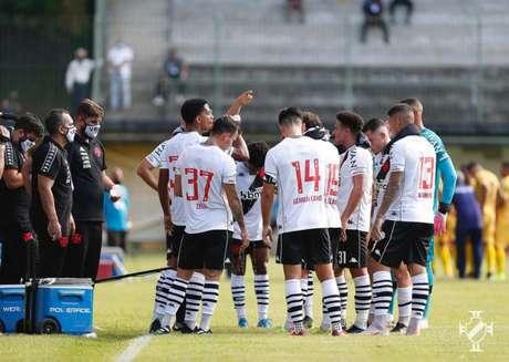 Vasco fará o seu décimo segundo jogo em Minas Gerais na história da Copa do Brasil (Rafael Ribeiro/Vasco)