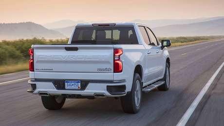 Picape Silverado é o modelo mais vendido da Chevrolet nos EUA.