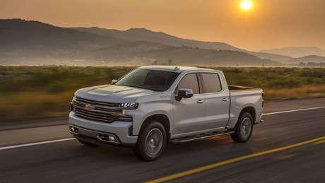 Silverado elétrica pode adotar construção monobloco do conceito Chevrolet BET Truck.
