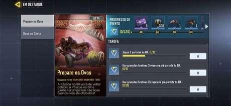 Missões em destaque no Call of Duty: Mobile