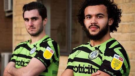 Veganismo e uniforme de sobra de café: conheça o Forest Green Rovers, o clube mais verde do mundo.