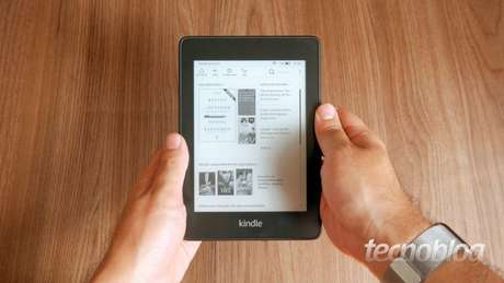 Amazon Kindle Paperwhite (2019)