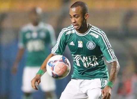 A contratação de Wesley foi uma das mais polêmicas da década passada no Verdão (Foto: Ari Ferreira/ LANCE!Press)