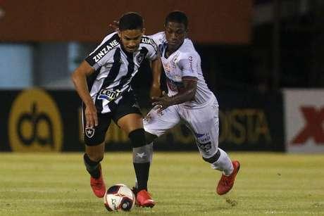 Botafogo ficou no empate com a Portuguesa (Foto: Vítor Silva/Botafogo)