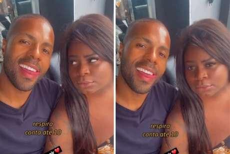 Jojo Todynho e Polidoro Júnior terminaram dois dias após anunciarem namoro(Foto: Reprodução/Instagram)
