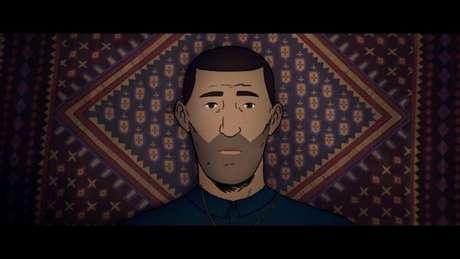 Filme conta a história de Amin, um refugiado afegão que tenta chegar à Europa