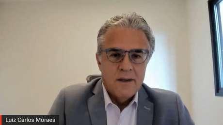 """Luiz Carlos Moraes, presidente da Anfavea: """"Atraso na vacinação piora o consumo""""."""