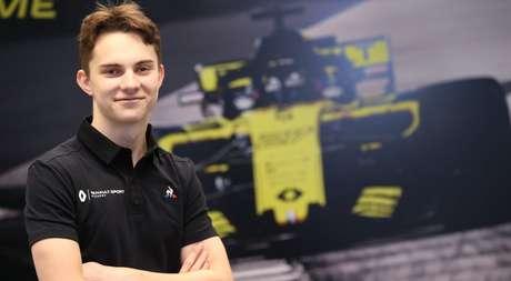 Oscar Piastri vem embalado pelo título da Fórmula 3 em 2020