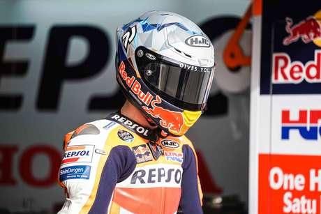 Pol Espargaró ainda não se encontrou com a moto da Honda