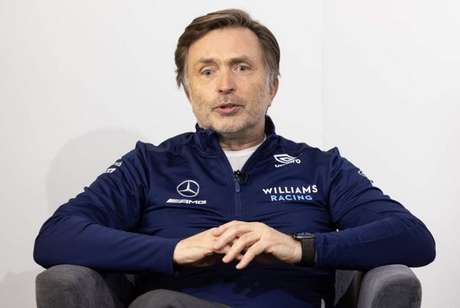 Jost Capito assumiu em 2021 como novo CEO da Williams