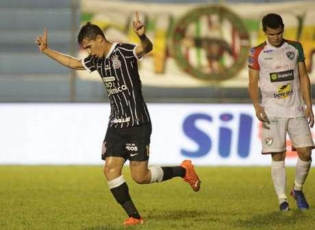 Mateus Vital lidera estatísticas de gols e participações nesta temporada (Foto: Rodrigo Coca/Ag. Corinthians)