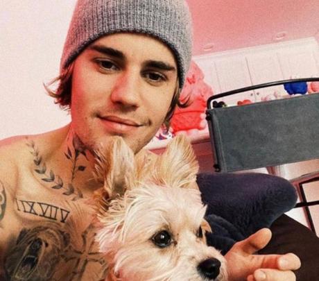 Justin errou os números romanos - Reprodução / Instagram / @teambieberbrazil