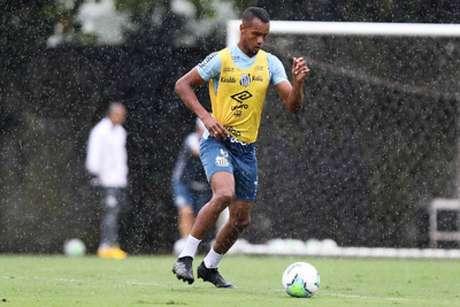 Copete tem 26 gols com a camisa do Peixe (FOTO: Divulgação/Santos)